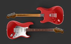 stratocaster | Stratocaster X-Ray