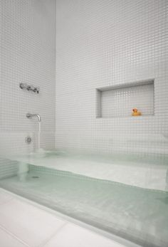 I would run into this bathtub and/or trip and fall into it since I'm pretty blind, but this tub might be worth it.