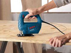 Serra Tico Tico 400 Watts - Bosch GST 65 BE com as melhores condições você encontra no Magazine Siarra. Confira!