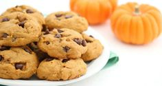 Pumpkin Cookies | Healthy-Diabetic.ca - Recipes and healthy lifestyle choices for people with diabetes!