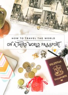 A third world passport can be restricting but it's definitely NOT a hindrance to your travel dreams. Come find out how to travel the world with it! via http://iAmAileen.com/how-to-travel-the-world-third-world-passport/ #ttot #visa #traveltips