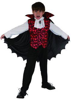 Déguisement vampire garçon : Deguise-toi, achat de Déguisements enfants