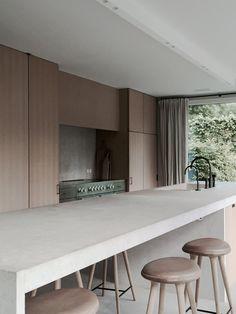 Kitchen by Merckx interior architect