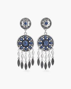 Chico's Women's Macy Clip-on Earrings