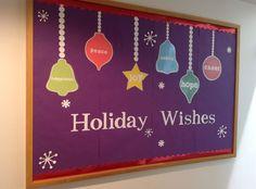 christmas bulletin boards for church | Christmas bulletin board