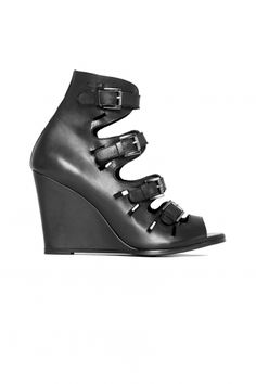 Classic Buckle Sandal - SS15 Womenswear, Shoes - Surface to Air online store