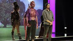 Spotlight Challenge 4: Alice in Zombieland Derek's Cheshire Cat