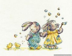 Somebunny to Love Off To Explore The World of Cross Stitching Issue 179  Hardcopy