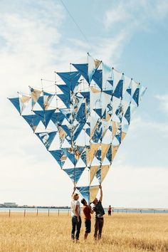 Pyramid kite