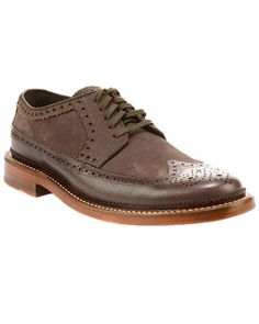 Cole Haan Men's 'Air Jayhawker' Leather Wing Tip Oxford for him