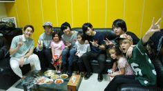 The Boss and Jo Sung Mo: Hantae Friendship and Cutural Festival (Thailand)