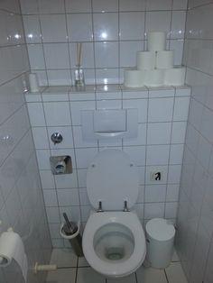Toilet White Lounge Hamburg