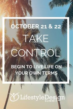 New Dates!!!Itu0027s Time To Take Control Of Your Life And Begin To