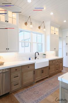 30 Wonderful Modern Farmhouse Kitchen Cabinets Decor Ideas And Makeover. If you are looking for Modern Farmhouse Kitchen Cabinets Decor Ideas And Makeover, You come to the right place. Kitchen Cabinets Decor, Farmhouse Kitchen Cabinets, Cabinet Decor, Modern Farmhouse Kitchens, Farmhouse Homes, Cabinet Design, Home Decor Kitchen, Kitchen Storage, Kitchen Modern