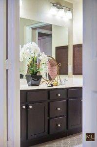 Luxury Apartment | Bathroom Design | Michelle Lynne Interiors Group