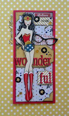 Wonder doll- Marisol doll <3 By Daniela Alvarado.