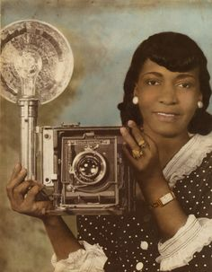 Unidentified Photographer, [Unidentified Woman], ca. 1935. The Daniel Cowin Collection of African American Vernacular Photography
