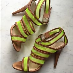 Loeffler Randall HEELS USED BUT IN GREAT SHAPE Loeffler Randall Shoes Heels
