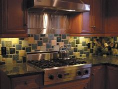 48 Best Tile for the Home images   Ceramic design, Kitchen ... Ideas For Kitchen Backsplash Tile Subway Accents Powabic on