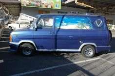 Ford Transit как фургон/микроавтобус в Мерано
