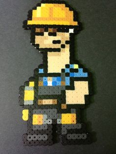 -Perler- NOPE.avi by OtakuLuka