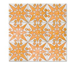 ** NEW **  HPO 40 hand painted tile from Mosaic House