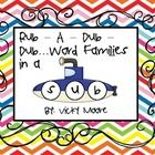 This 30 page unit is perfect for teaching word families.  It includes 24 popular word families.  $4.85