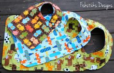 The Bibs in All Sizes Tutorial | Fishsticks Designs Blog