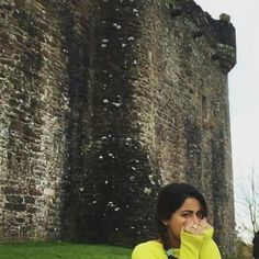 Beautiful #HinaKhan  #GameofThrones  #Scotland   #winteriscoming Got to see many locations whr GOT was shot Love you Mom ❤