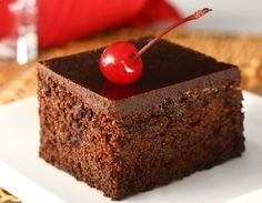 Receita de bolo de chocolate sem glúten Receitas Light