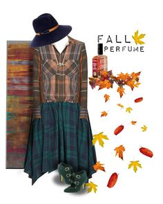 """""""Fall Perfume"""" by rose-dujour ❤ liked on Polyvore featuring beauty, Free People, Mimi & Lu, Histoires De Parfums, Nearly Natural, Bella Vita and Eugenia Kim"""