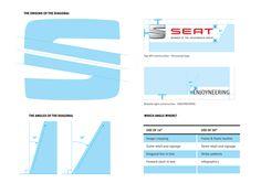 Seat Identity on Behance