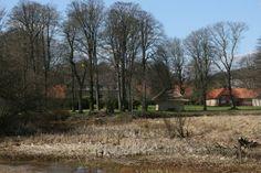 Nørholm, Gods 11 km nordøst for Varde.