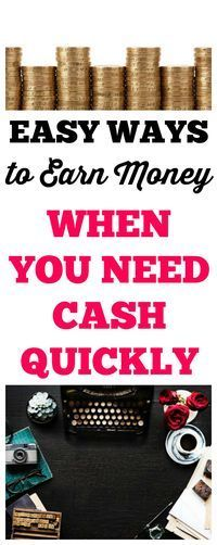 16 easy and realistic ways to earn money for life little emergencies, fun extras, or for Christmas other holidays. Both online and community options are listed. #money #makemoney #fastcash #savings #christmas #hobbyincome #online #sidehustles #sidegigs #b