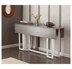 Driness Drop Leaf Table - Holly & Martin DN7440