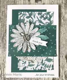 Delightful Daisy Suite from Stampin' Up!