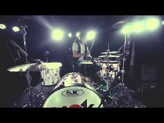 """Official Machine Gun Kelly Drum Cover by JP """"ROOK"""" CAPPELLETTY - YouTube"""