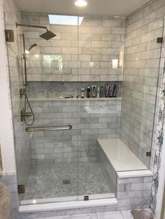 65 perfect shower design ideas to remodel your bathroom 2019 22 » Centralcheff.co #smallbathremodelideas