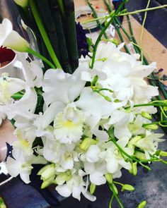 cool vancouver florist Orchids, orchids, orchids and calla lillies!!!!! #cattleya #orchids #callalilies #cymbidium #dendrobium #white #vancouver #florist #floristlife #fiorirevancouver by @fiorirecustomflorals  #vancouverflorist #vancouverflorist #vancouverwedding #vancouverweddingdosanddonts