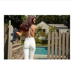 @margaritaville69 Soaking up the last of the summer sun in her white James jeans by @kavaberries Get it here: http://courtshop.com/store/search/results?q=james