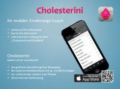 Ein paar Infos zu #Cholesterini