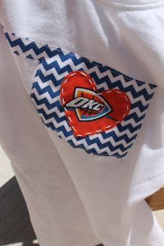OKC Thunder Tshirt