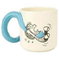 Peanuts® Linus and Snoopy Mug, 12 oz.,