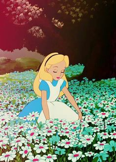 #alice #wonderland #disney