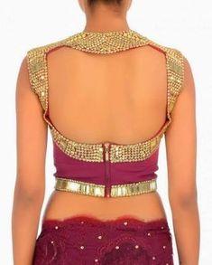 Image result for designer blouse patterns front