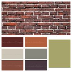 colors that go with brick and rust google search on house paint colors exterior simulator id=50727