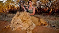 Petición en contra de la cazadora Melissa Bachman