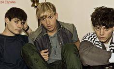 The Drums presentarán nuevo disco en Madrid y Barcelona
