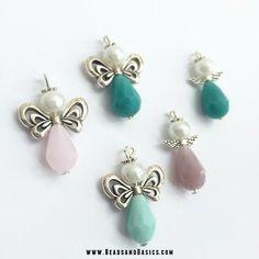 Engeltje van kralen DIY Tutorial Beads- Online Kralen Kopen | Beads & Basics - Armbandjes maken, sieraden inspiratie