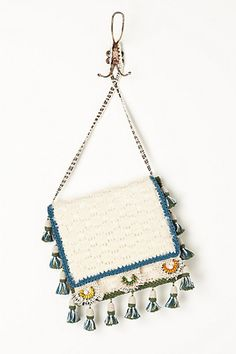 Albizia Crossbody Bag #anthropologie